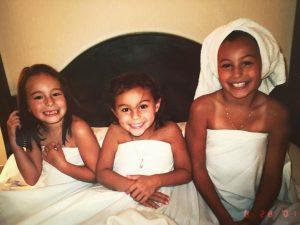 Faryn Corey's sisters