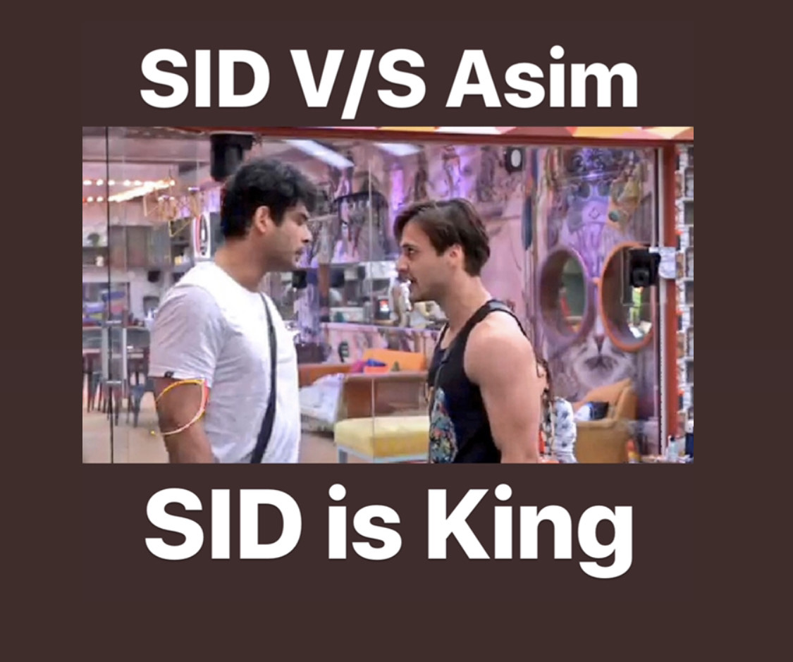 Sidharth Shukla Twitter