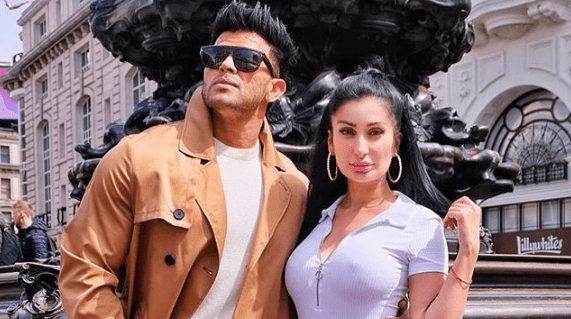 Youtubers Bio Sahil Khan Wife