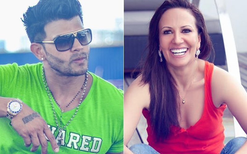 Sahil Khan and Ayesha Shroff relationship.