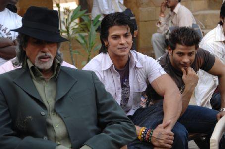 Sahil Khan in Aladin
