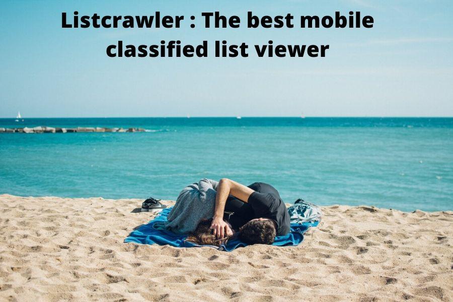 List Crawler