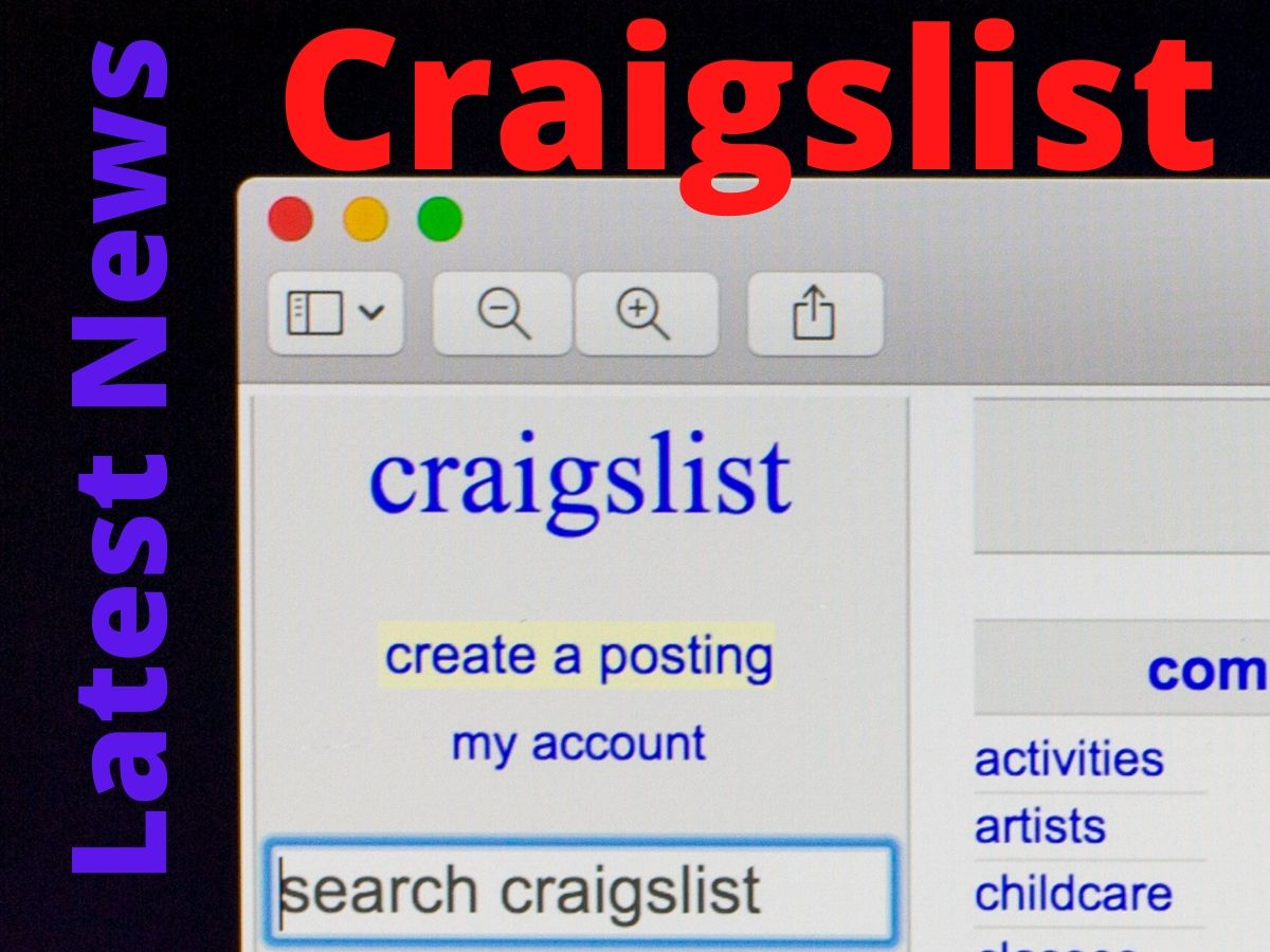 Free Craigslist Money Of Your City Latest News Dsdir
